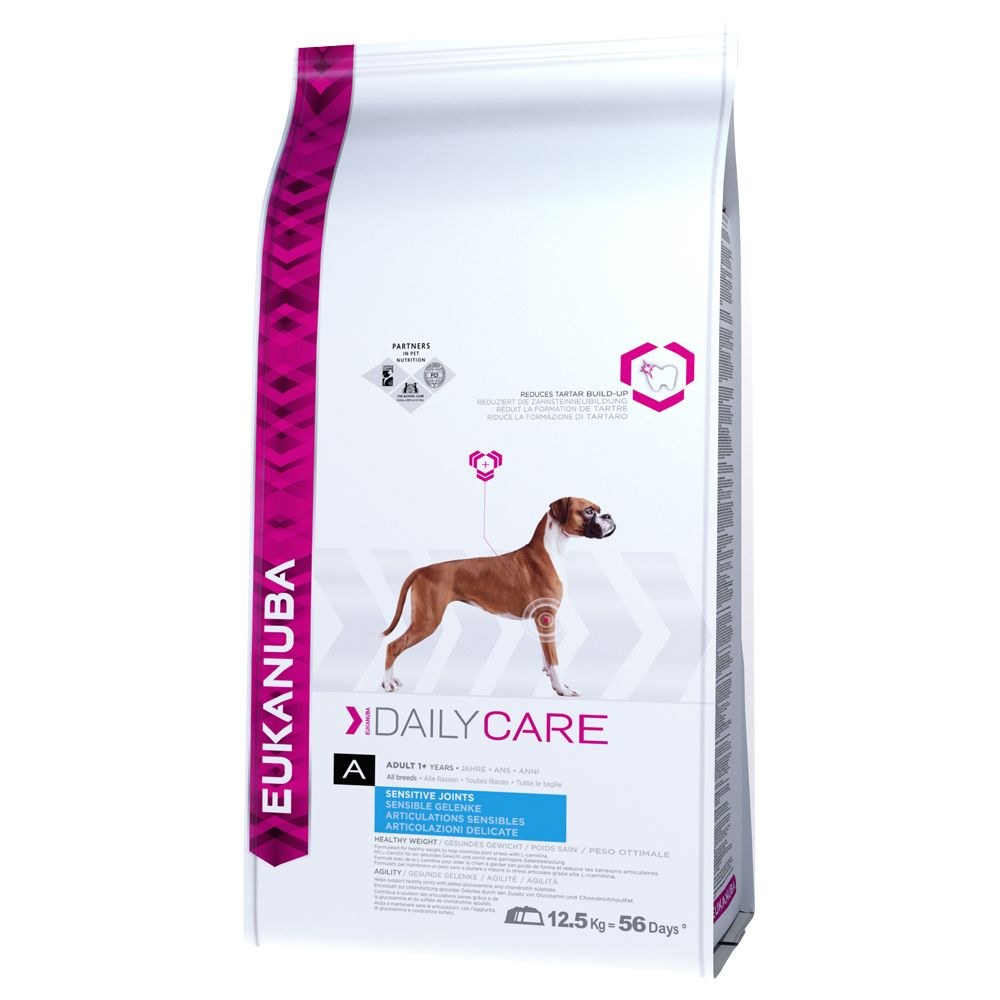Eukanuba Daily Care Sensitive Joints Dry Dog Food