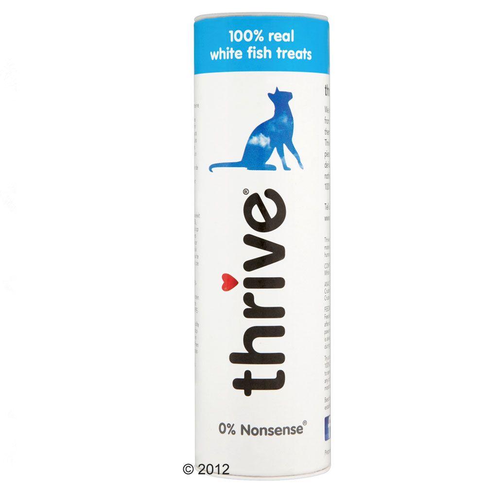 Przysmaki Thrive, biała ryba - 15 g