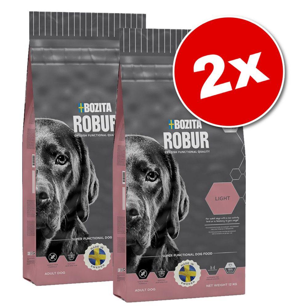 2x14kg Mother & Puppy XL Bozita Robur - Croquettes pour chien