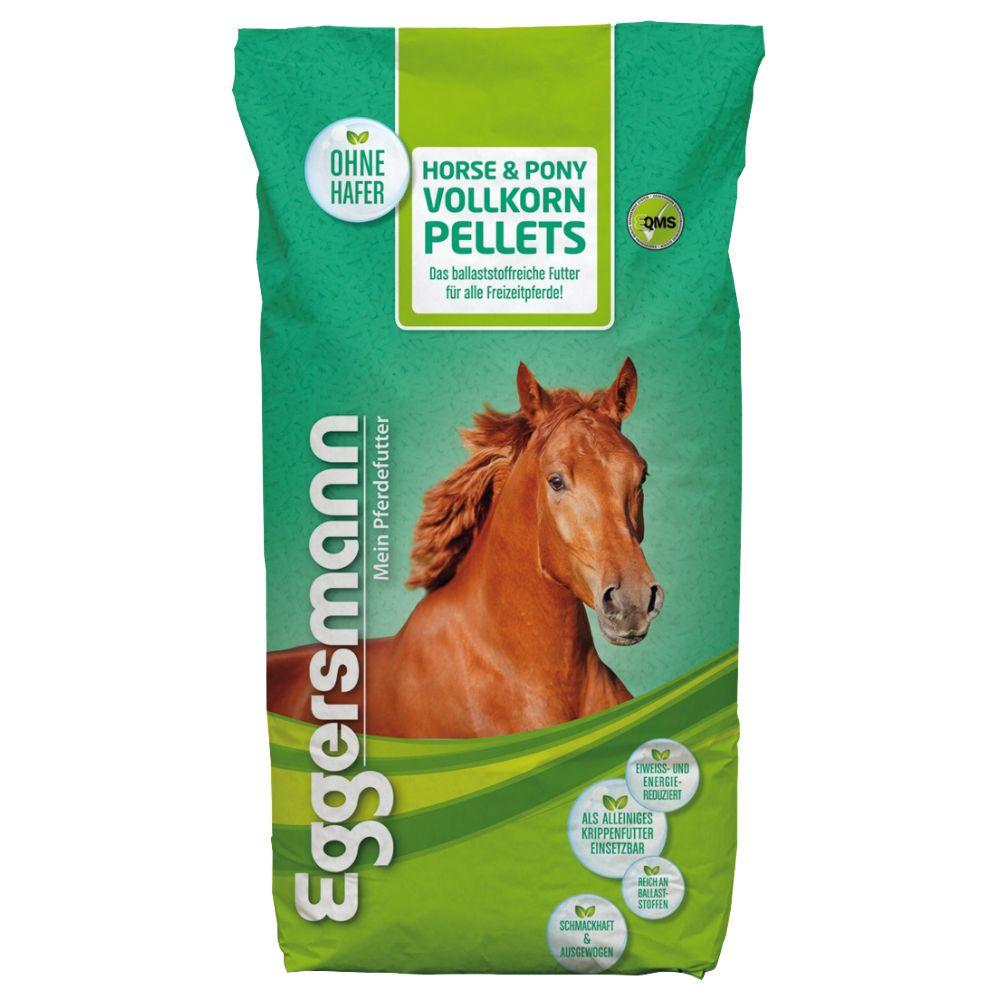 25kg Eggersmann Granulés complets pour cheval et poney
