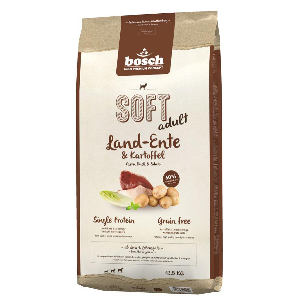 Bosch Soft Land-Ente & Kartoffel - Sparpaket: 2...