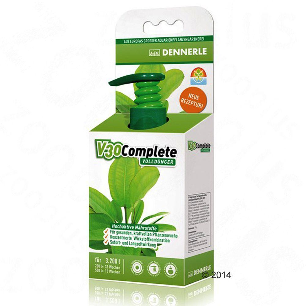 Foto Fertilizzante Dennerle V30 Complete - 500 ml, per 16.000 l d'acqua