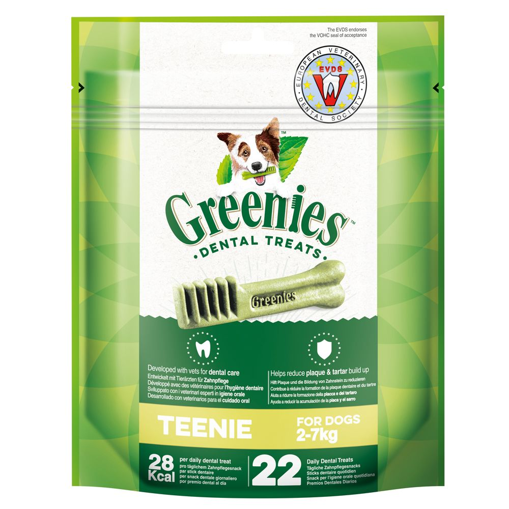 Petite Greenies Canine Dental Chews