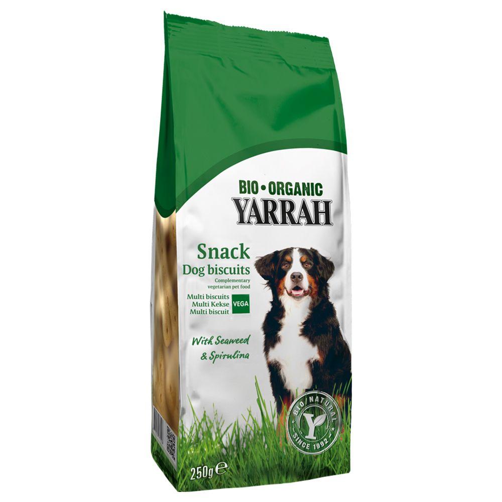 Yarrah Bio vegetarische Multi Hundekekse - 250 g