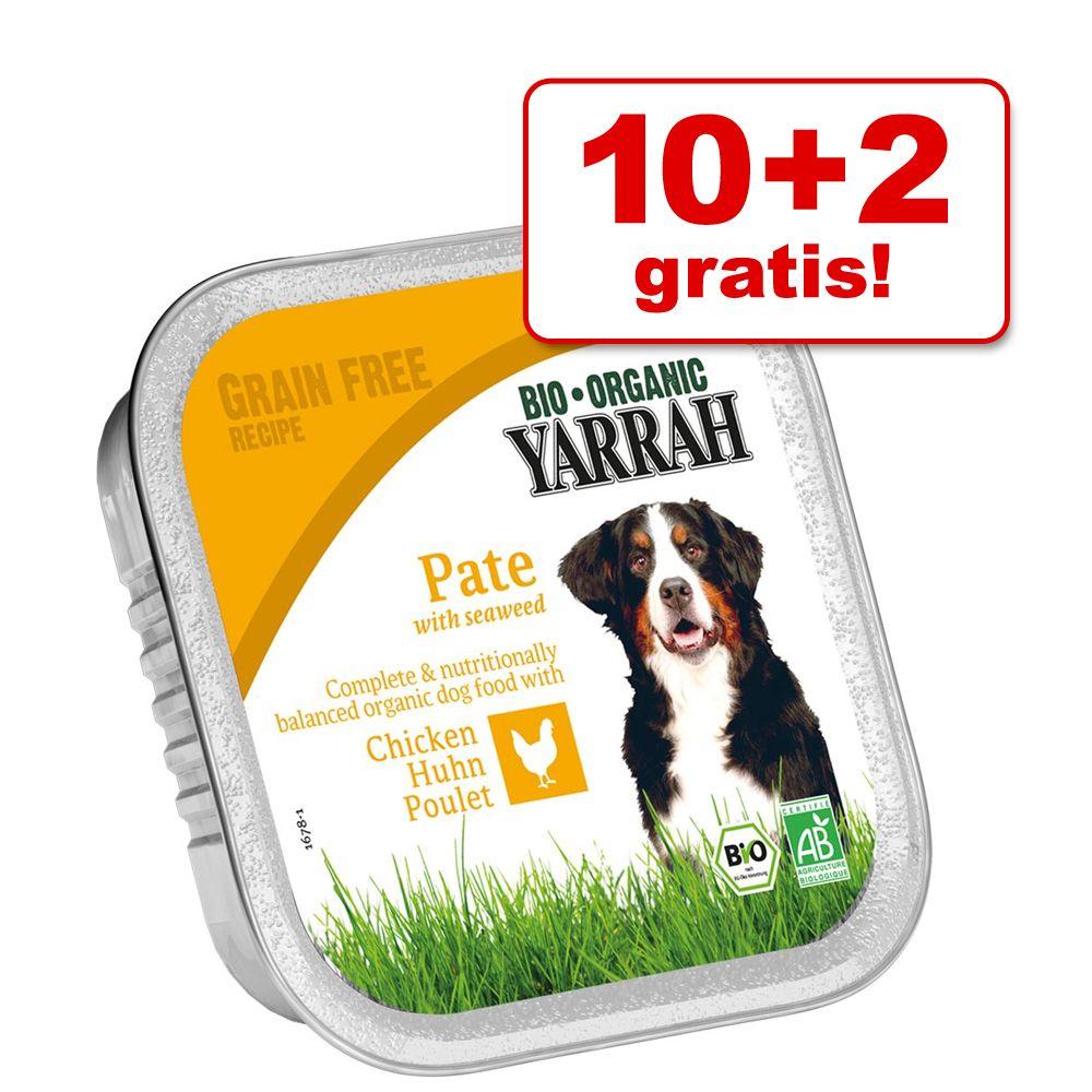 10 + 2 gratis! Yarrah Bio
