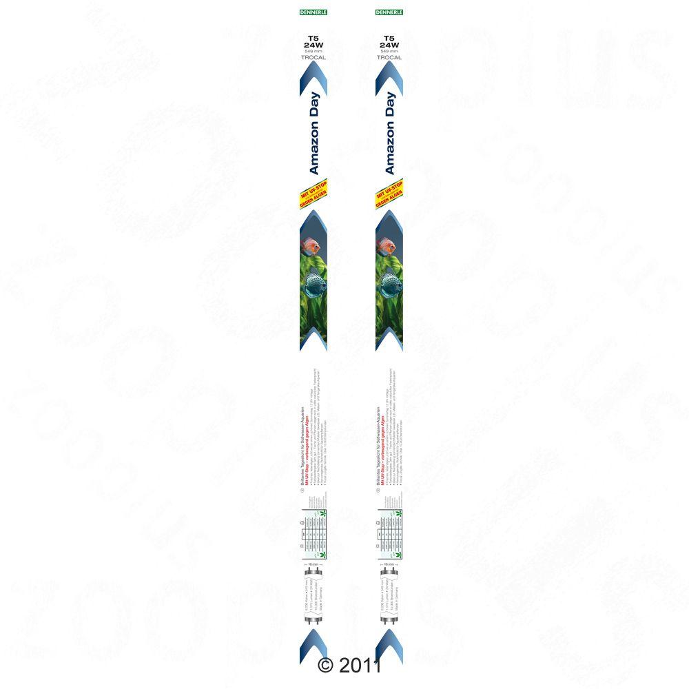 Dennerle Trocal T5 Longlife Amazon Day Doppelpack - 2 x 39 Watt, L 84,9 cm