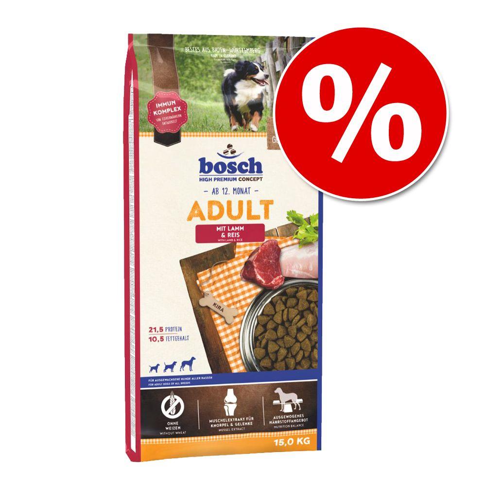 15 kg Bosch Trockenfutter Hund: Medium Junior