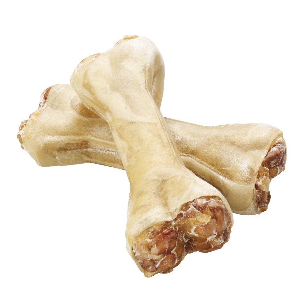 Barkoo Kauknochen mit Ochsenziemerfüllung - 12 St. je 12 cm (660 g)