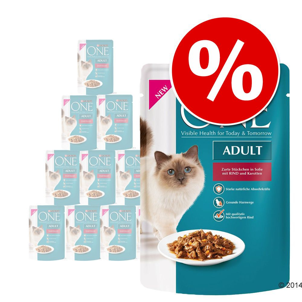 12 x 85 g Purina ONE w su