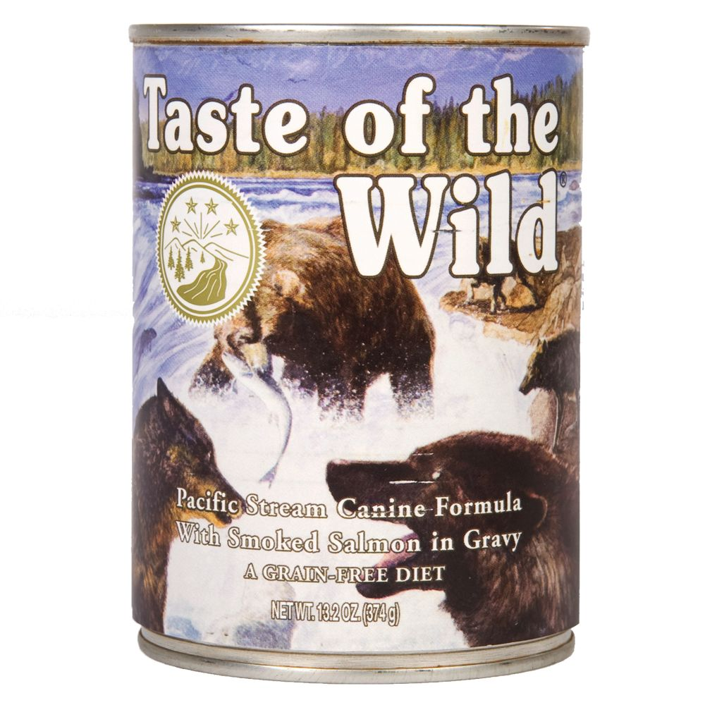 Taste of the Wild - Pacific Stream Canine - 6 x 374g