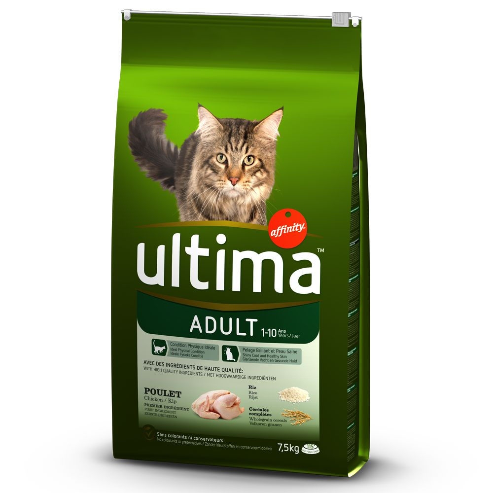 7.5kg Affinity Ultima Dry Cat Food