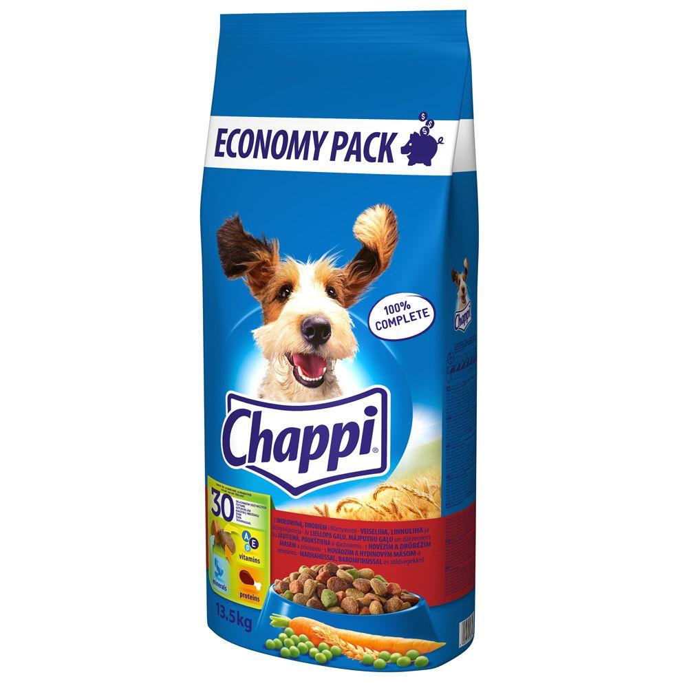 Chappi, wołowina i