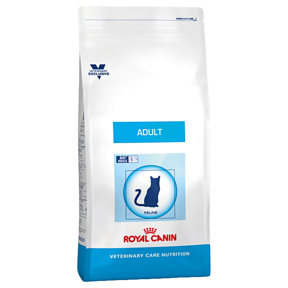 Royal Canin Vet Care Nutrition Cat – Adult - Economy Pack: 2 x 8kg