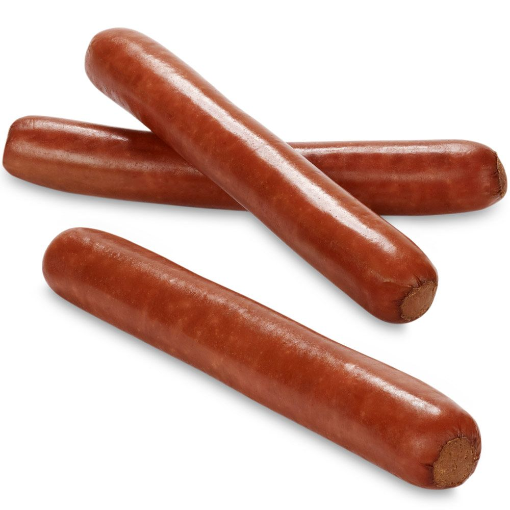 saucisses dogmio hot dog pour chien 4 x 55 g d couverte animale. Black Bedroom Furniture Sets. Home Design Ideas