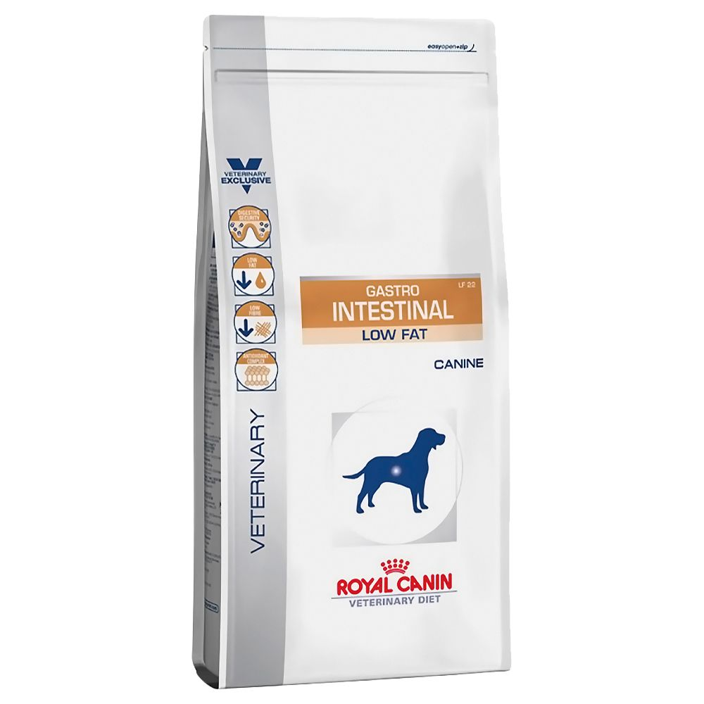 Royal Canin Veterinary Diet Dog - Gastro Intestinal Low Fat - 12kg