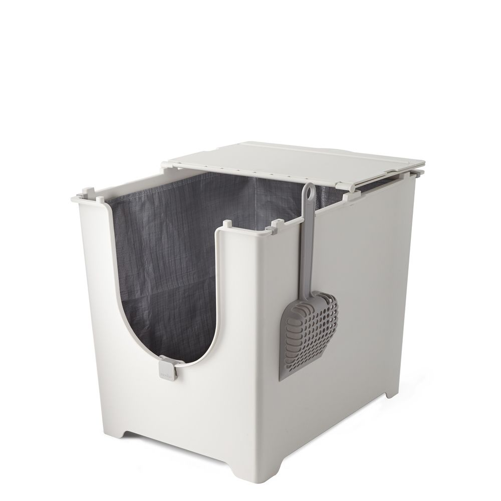 Modko Flip Cat Litter Box - removable insert (tarp)