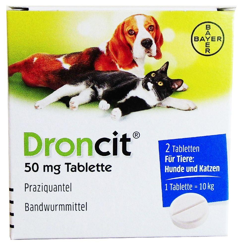 Droncit 50 mg Tablette - 20 Tabletten