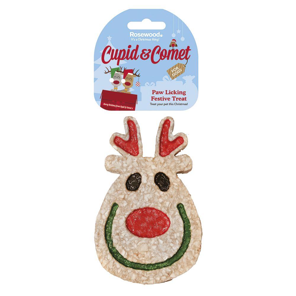 Rosewood Reindeer Rawhide Chew