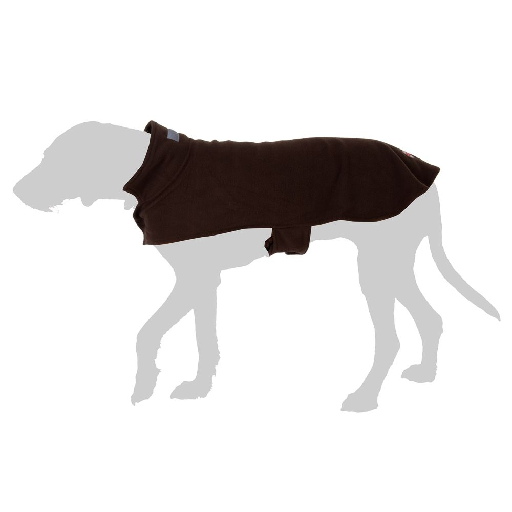Manteau en polaire Classic Fleece pour chien - longueur du dos : 60 cm environ (taille 4XL)