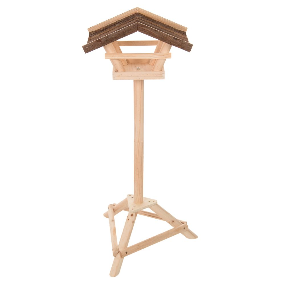 Bird Table - 49 x 43 x 104 cm (L x W x H)