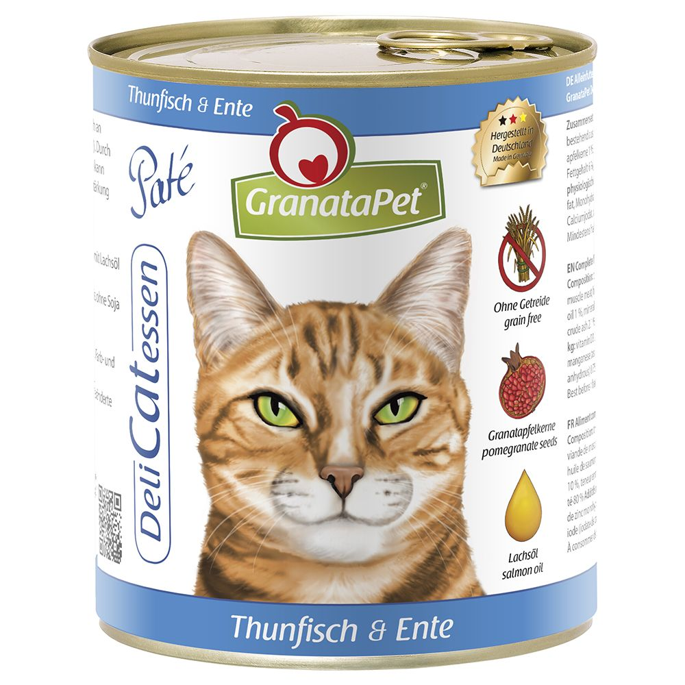 GranataPet DeliCatessen Mixed Trial Pack 6 x 800g - Mixed Pack