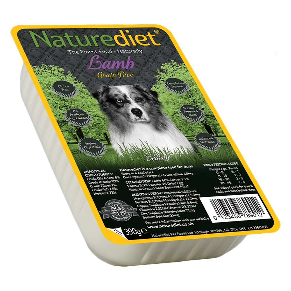 Naturediet Grain-Free Wet Dog Food
