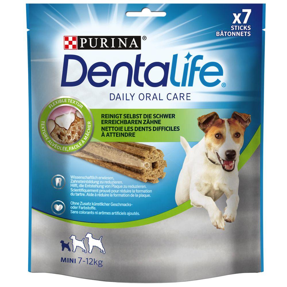 Purina Dentalife, przysmak dla psa - Rozmiar S: 7 sztuk (115 g)