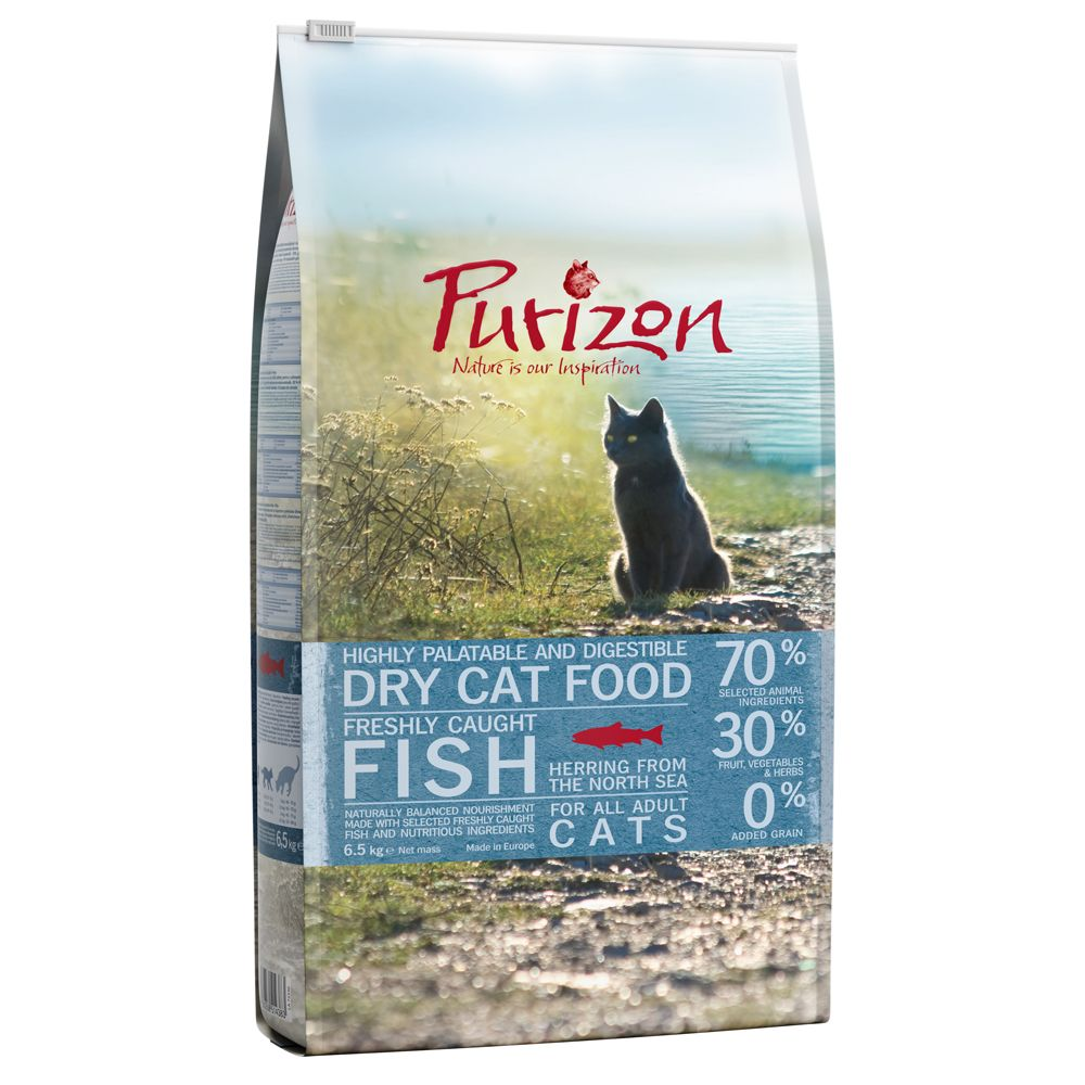 INOpets.com Anything for Pets Parents & Their Pets Purizon Adult Fish - 6.5kg