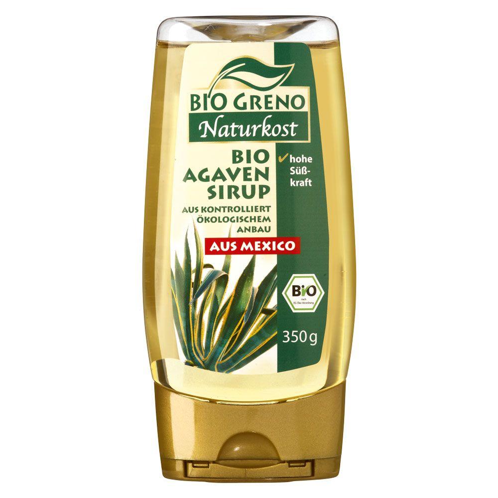 Image of Bio Greno Naturkost Agavensirup - 350 g