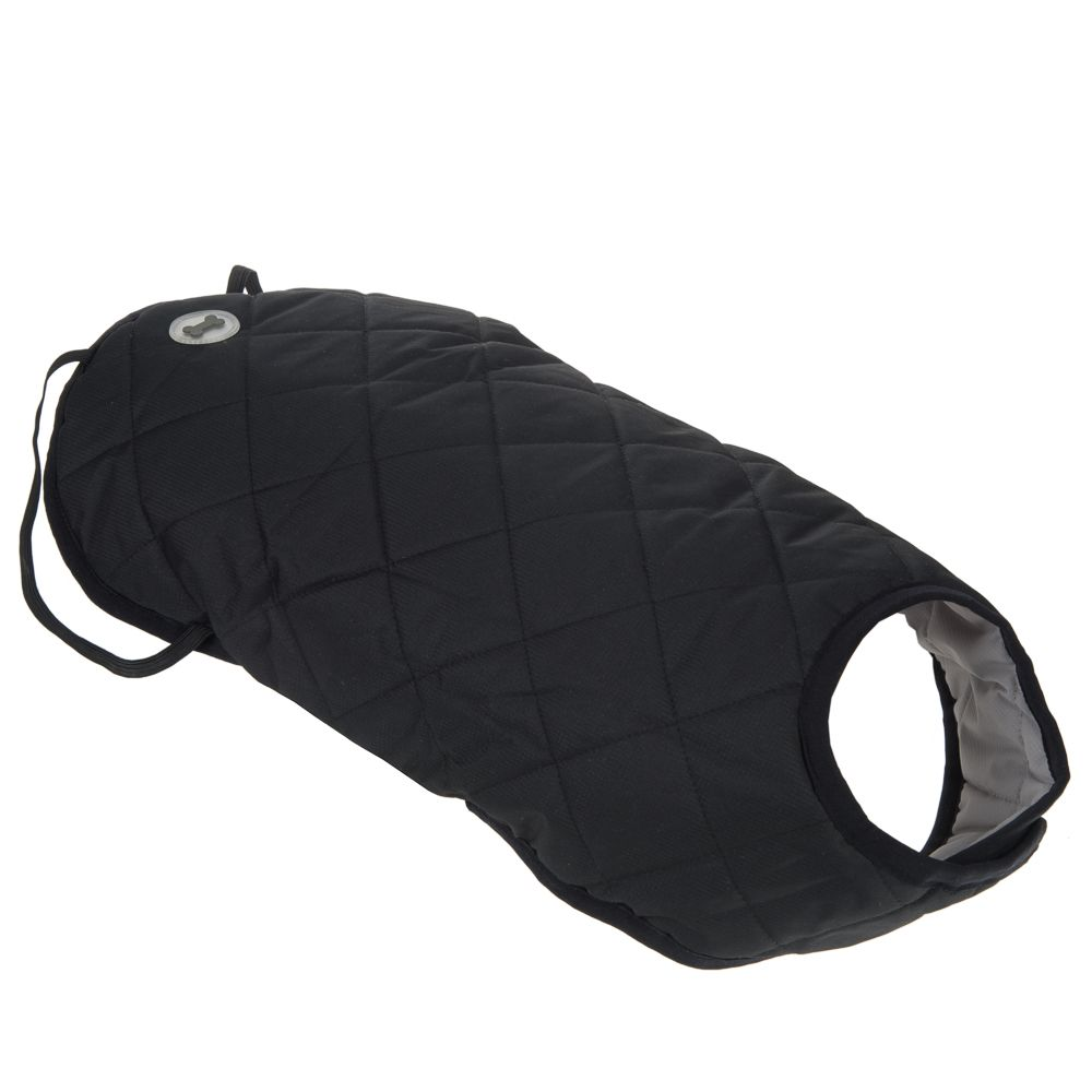 Quilted Reversible Dog Coat