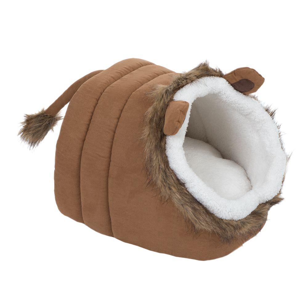 Lion Snuggle Den