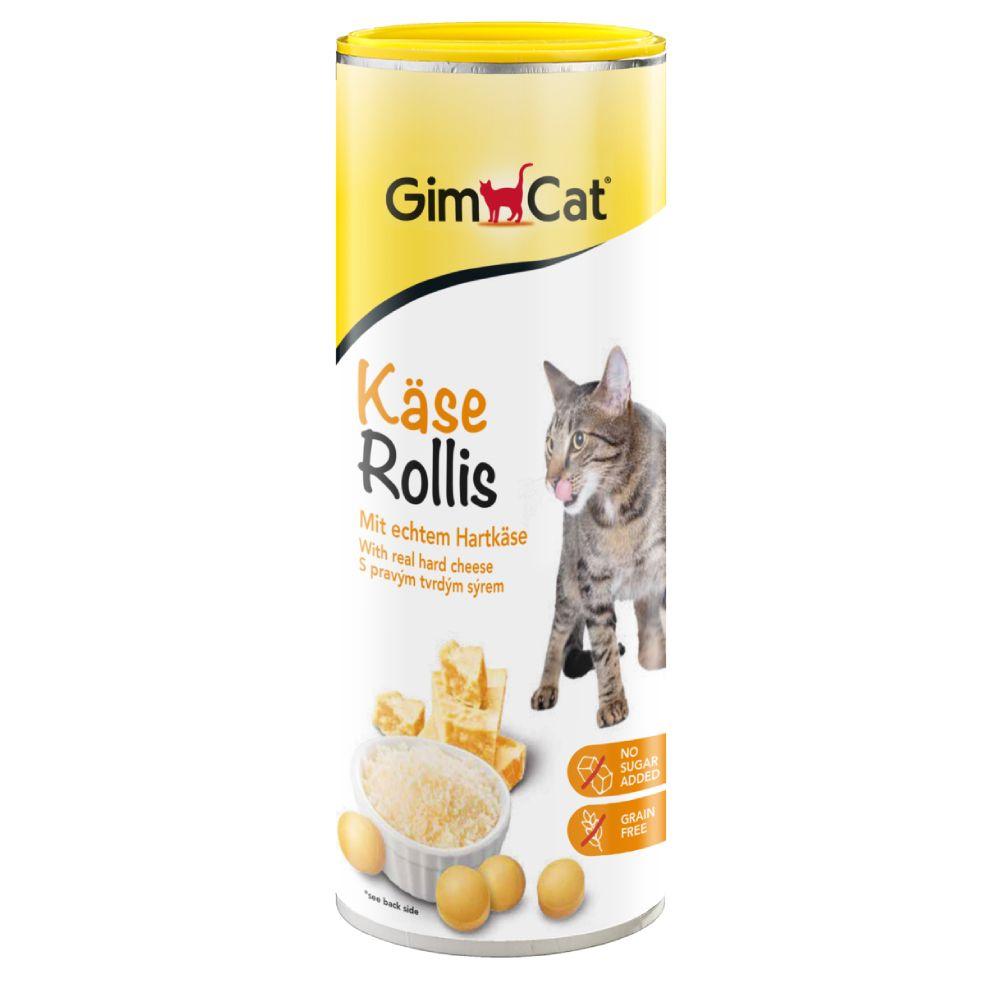 GimCat Cheese Tabs Ekonomipack: 2 x 140 g