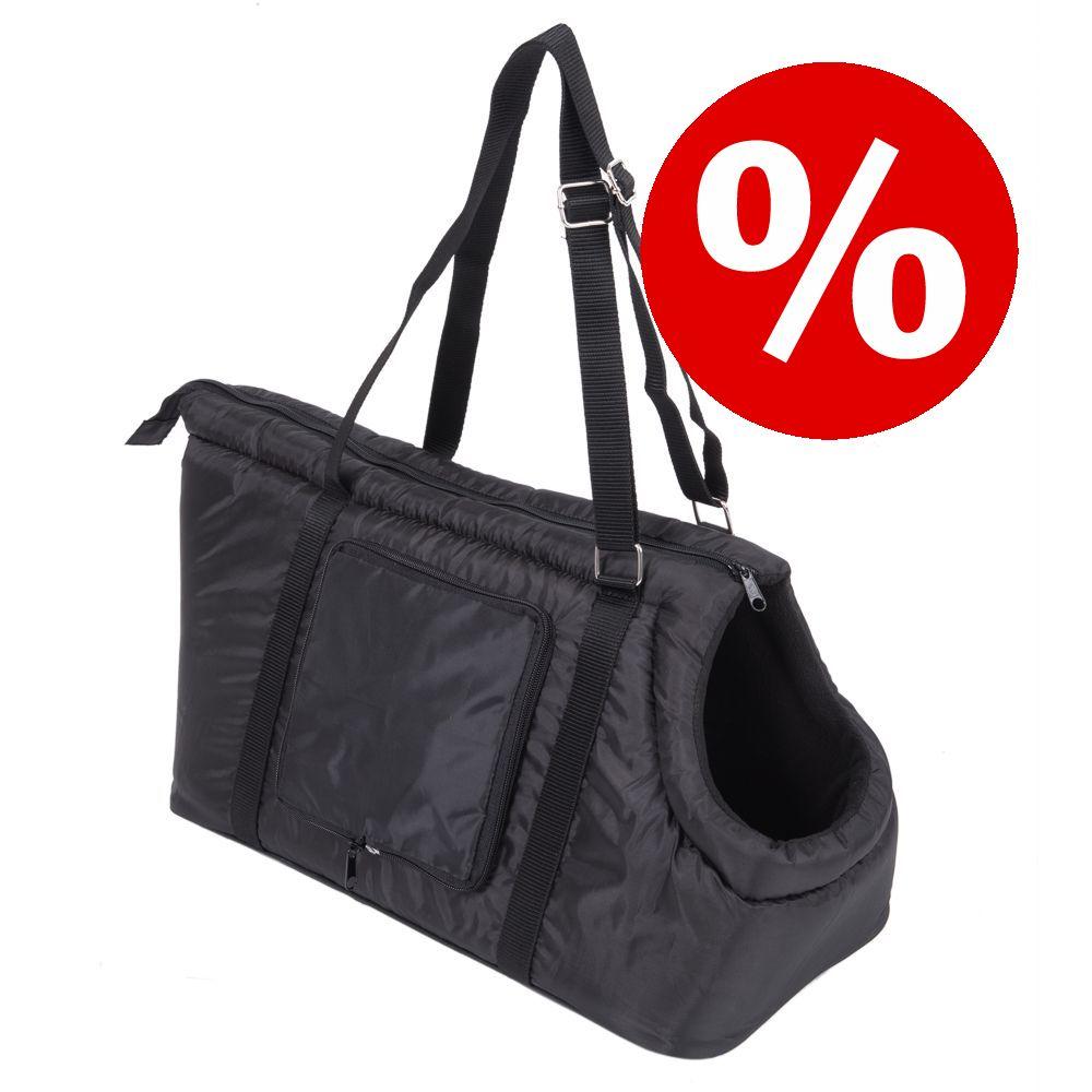 Nylon Tragetasche Carry zum Sonderpreis! - L 55 x B 22 x H 28 cm