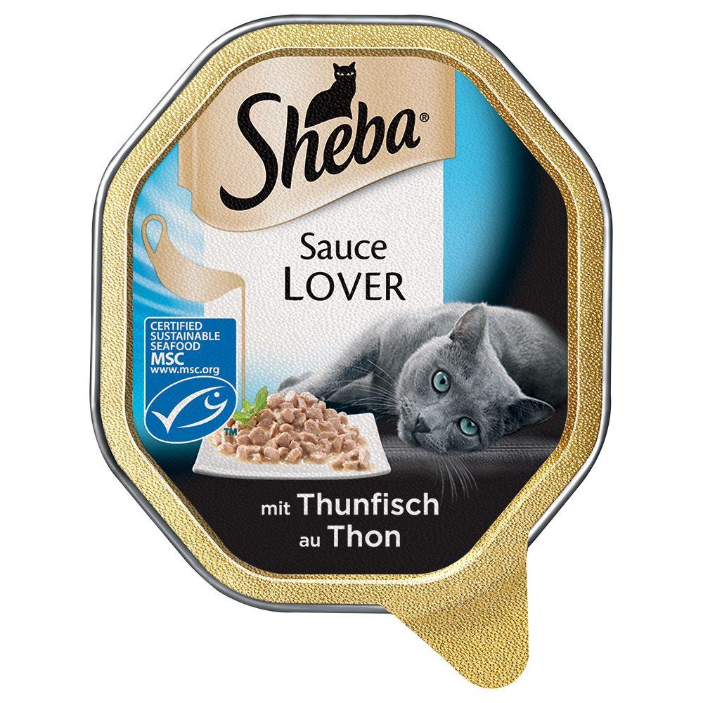 Sheba Sauce Lover Trays