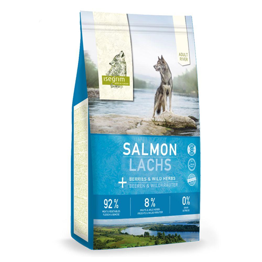 2x12kg Adult River saumon Isegrim - Croquettes pour Chien