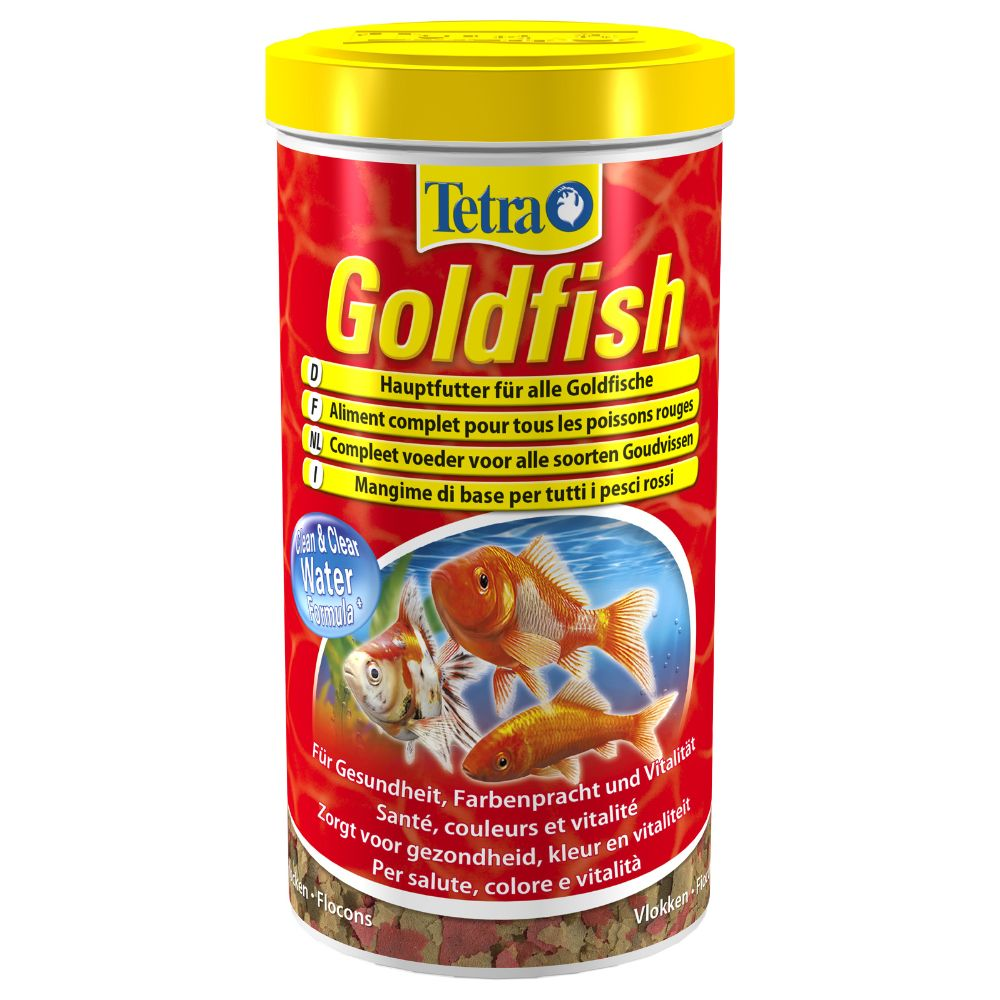 Tetra Goldfish Flockenfutter - 1 L