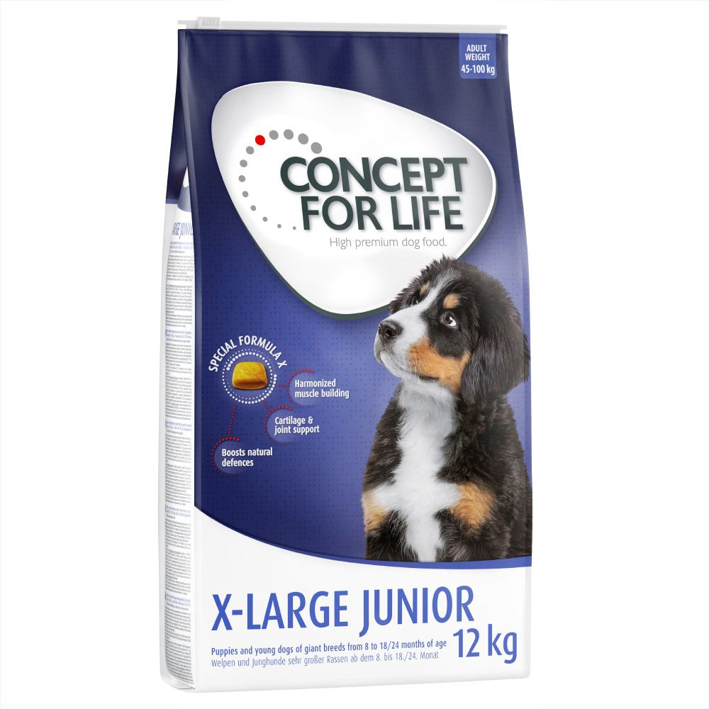 Concept for Life X-Large Junior - 12kg