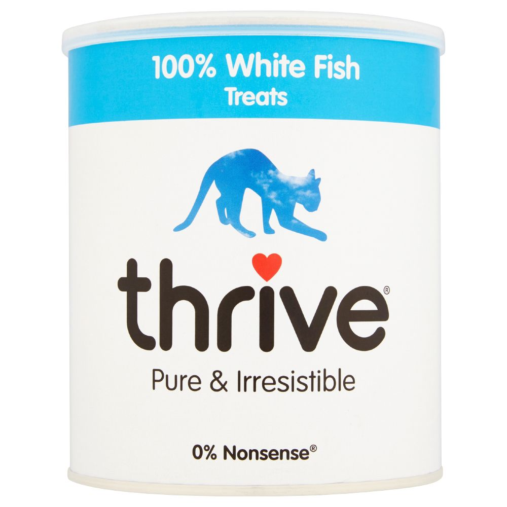 thrive Cat Treats Maxi Tube White Fish