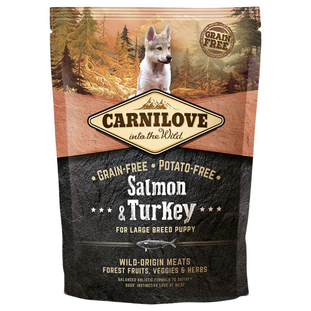 Carnilove Large Puppy Sal