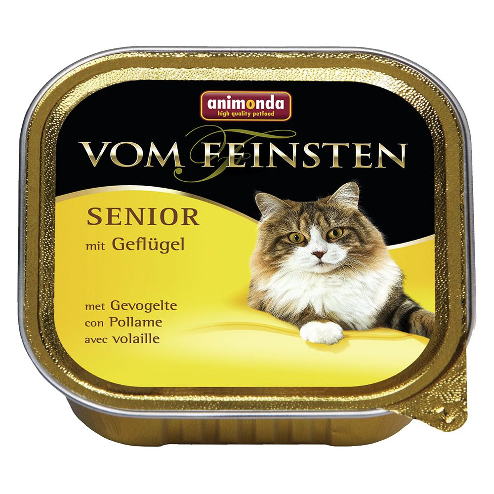 Animonda vom Feinsten Senior 6 x 100g - Beef