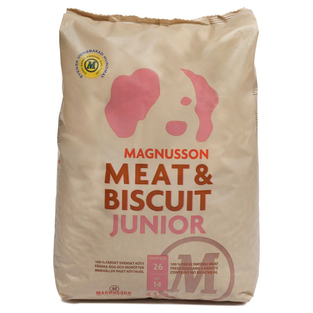 Magnusson Meat Biscuit Junior - 2 x 10 kg