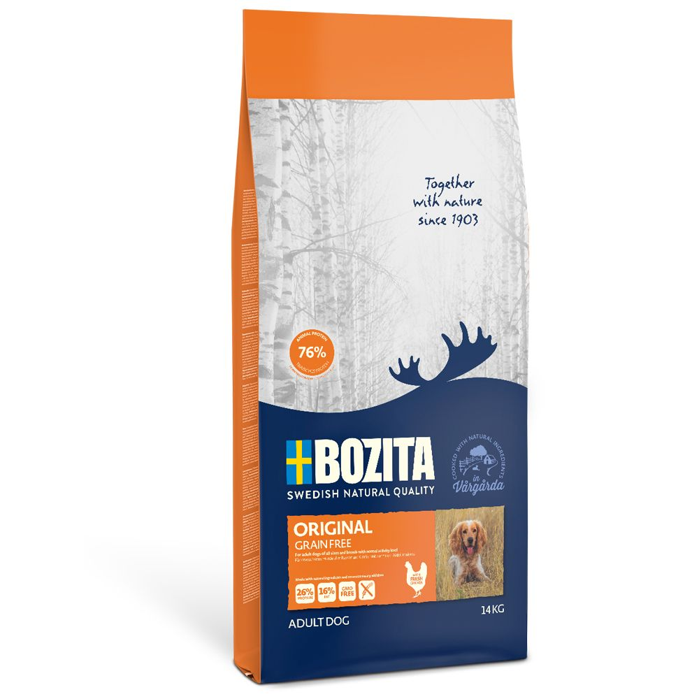 Bozita Original Grain Free Chicken