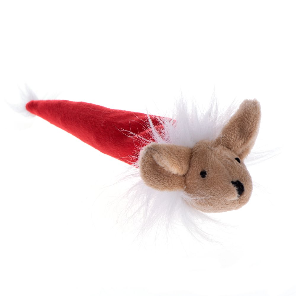 Mouse in the Hat Cat Toy