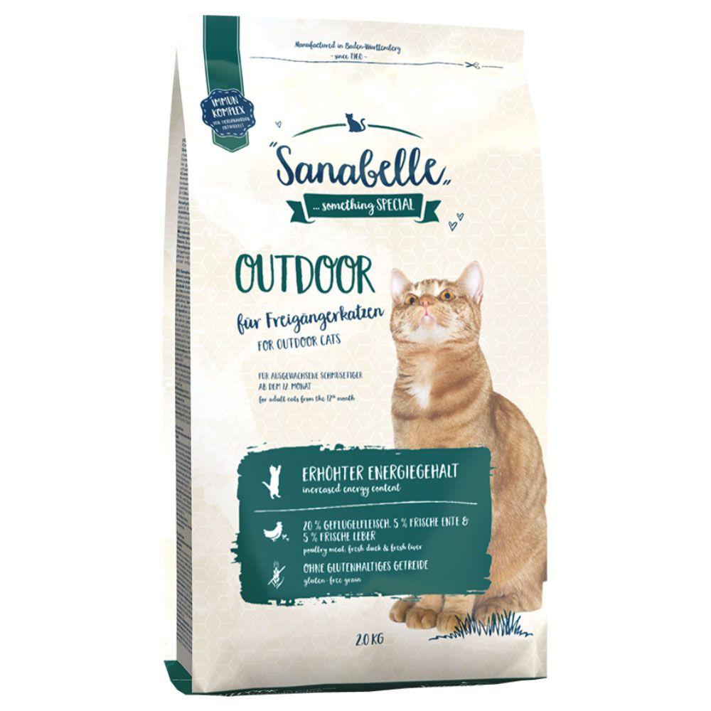 Sanabelle Outdoor - 10 kg