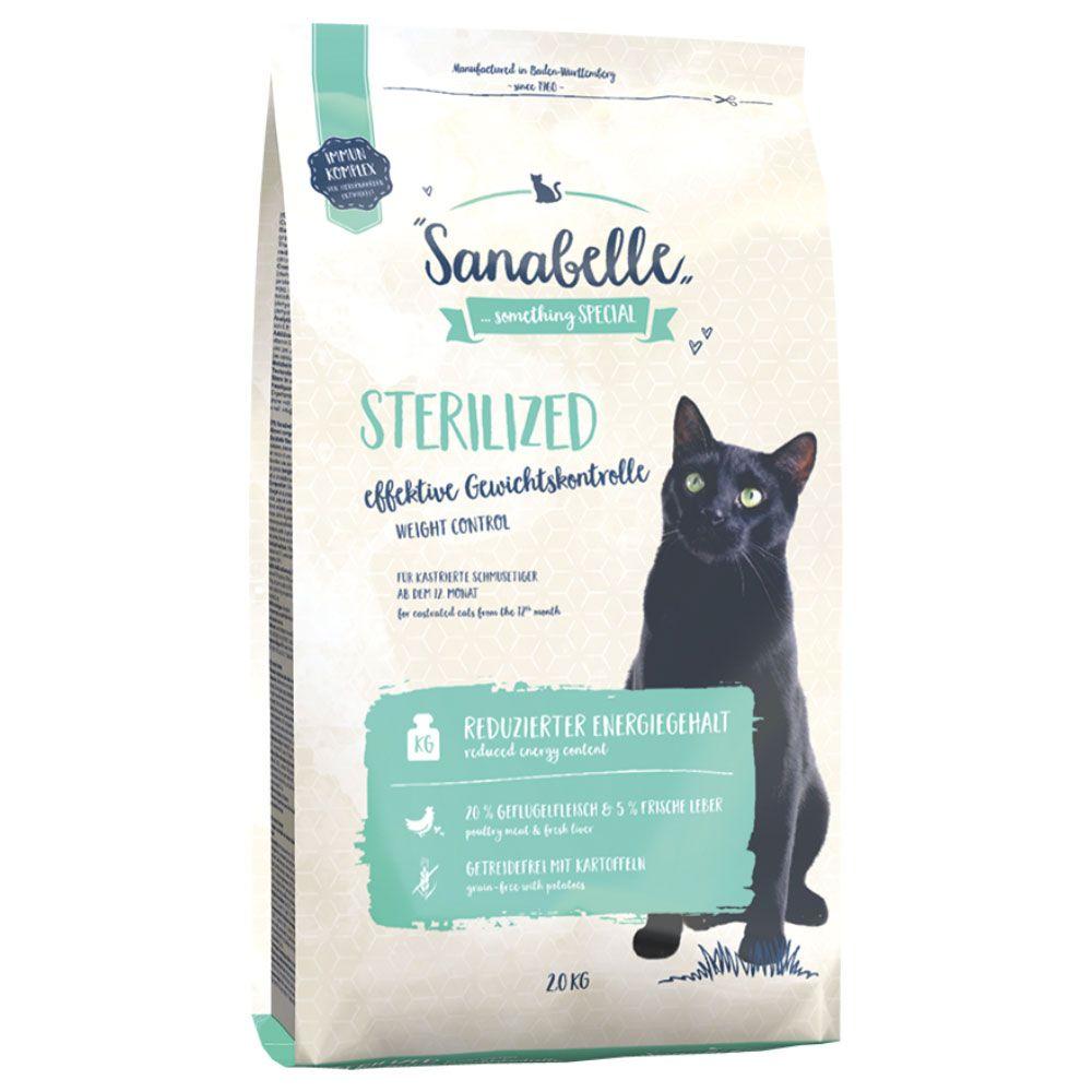 Sanabelle Sterilized - 10 kg