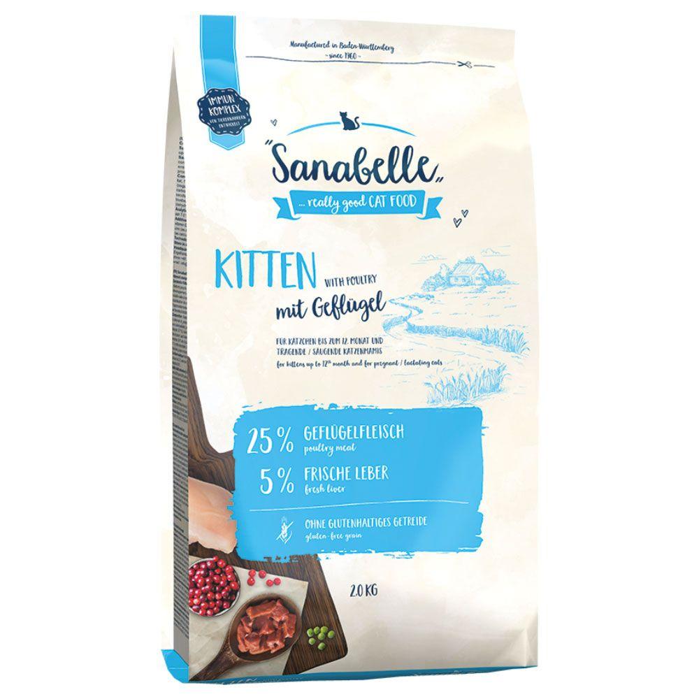 Sanabelle Kitten - 10 kg