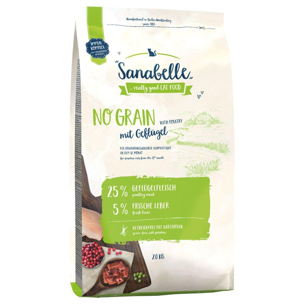 Sanabelle No Grain - 2 kg