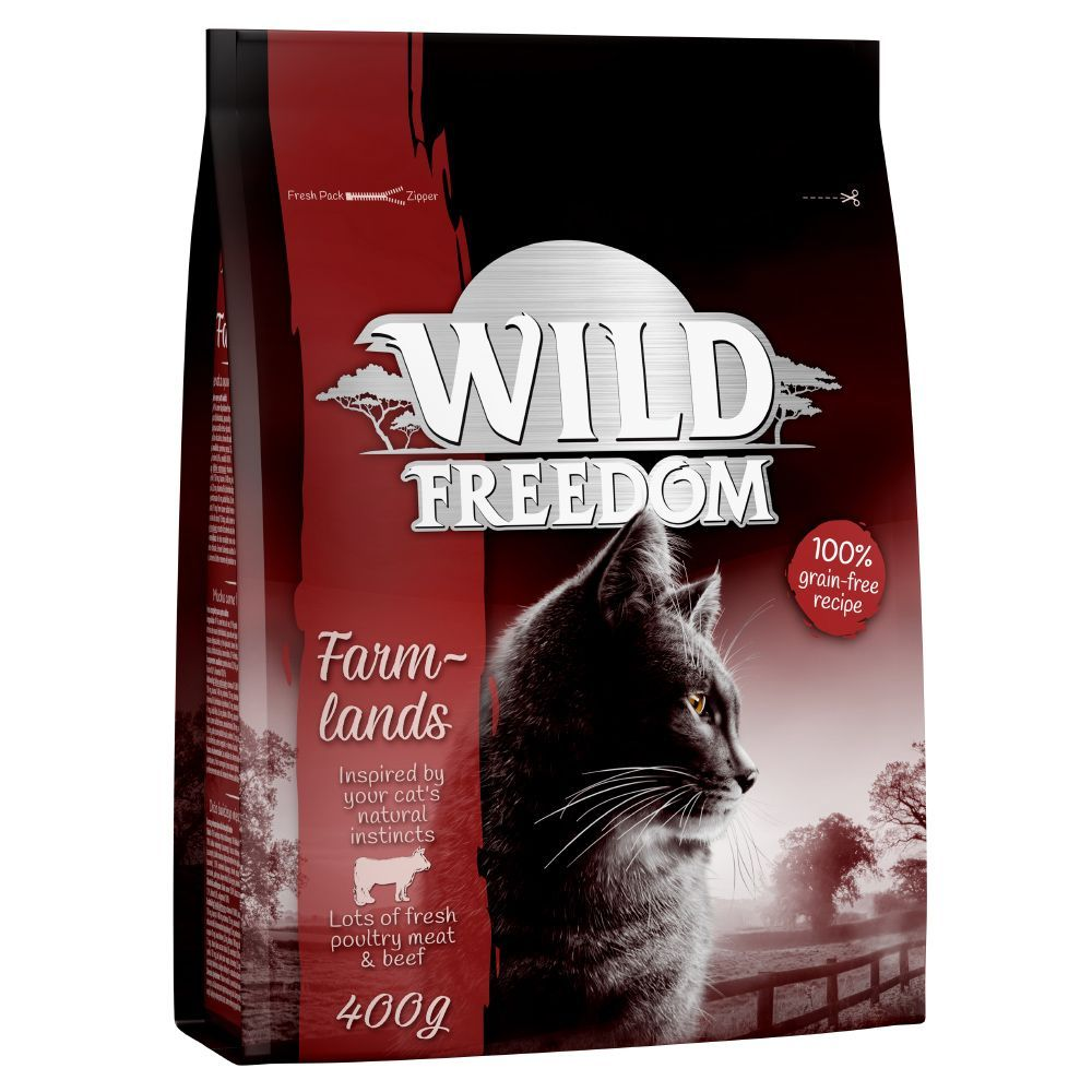 Wild Freedom Adult ''''Farmlands'''' - Beef - 400 g