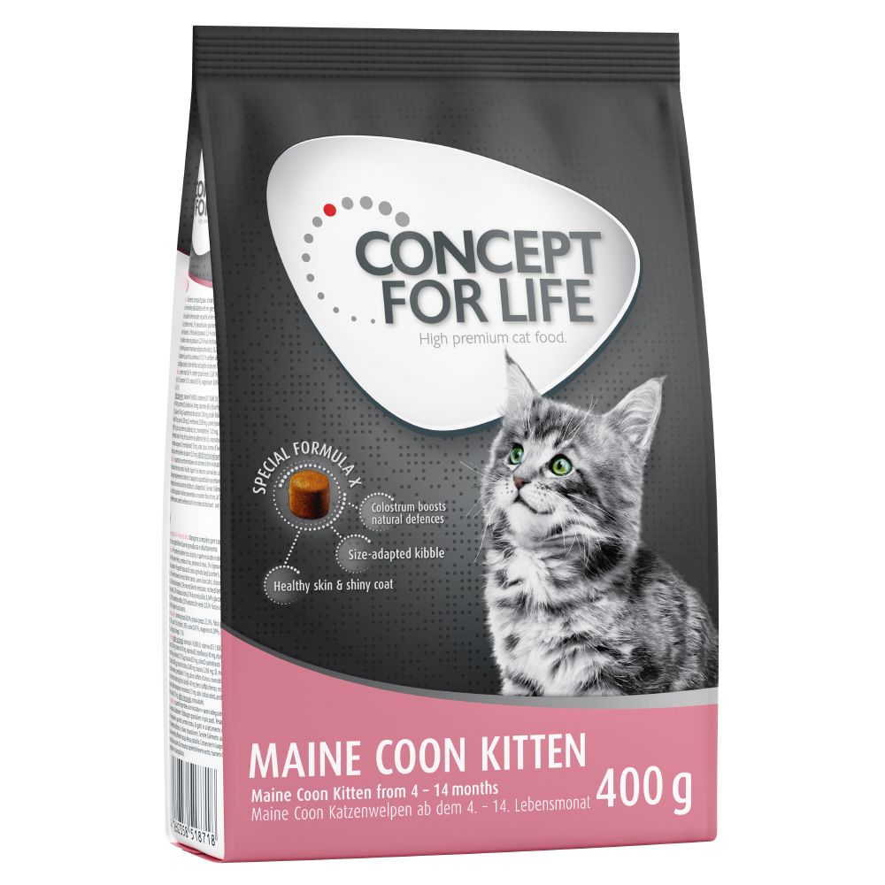 Concept for Life Maine Coon Kitten 400g