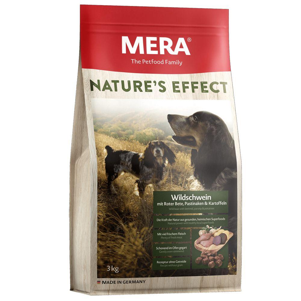 Mera Nature's Effect Wild Boar - Ekonomipack: 2 x 10 kg